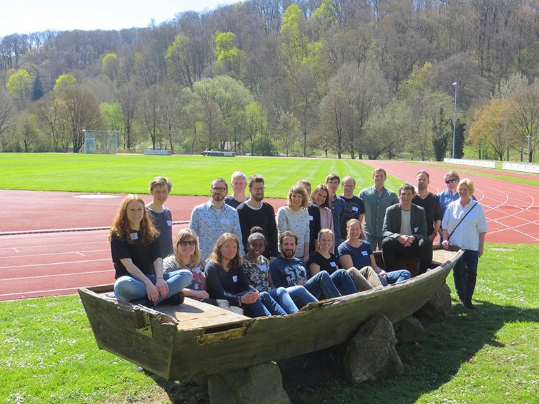 Teilnehmerinnen und Teilnehmer PhD Workshop Tübingen 2018